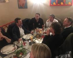 Restaurant Vents d'Est - Toulouse - Les Chevaliers du fiel