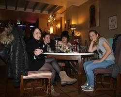 Restaurant Vents d'Est 17 rue de la Colombette église Saint- Aubin Toulouse
